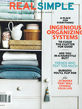 RealSimple Cover