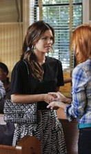 Rachel Bilson on Hart of Dixie  10-7-13 COVER