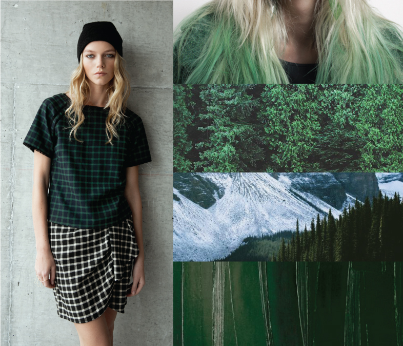 Forest-Green-Fall-Patterson-Top